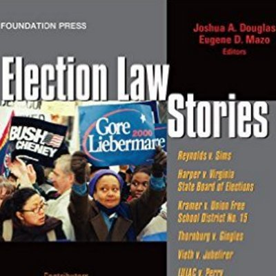 Election Law Stories Cover